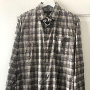 John Varvatos Star USA Casual Button down shirt